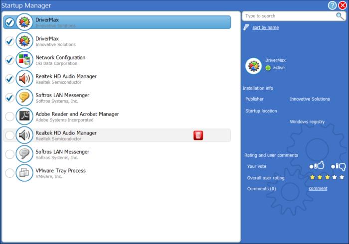 Softros LAN Messenger windows