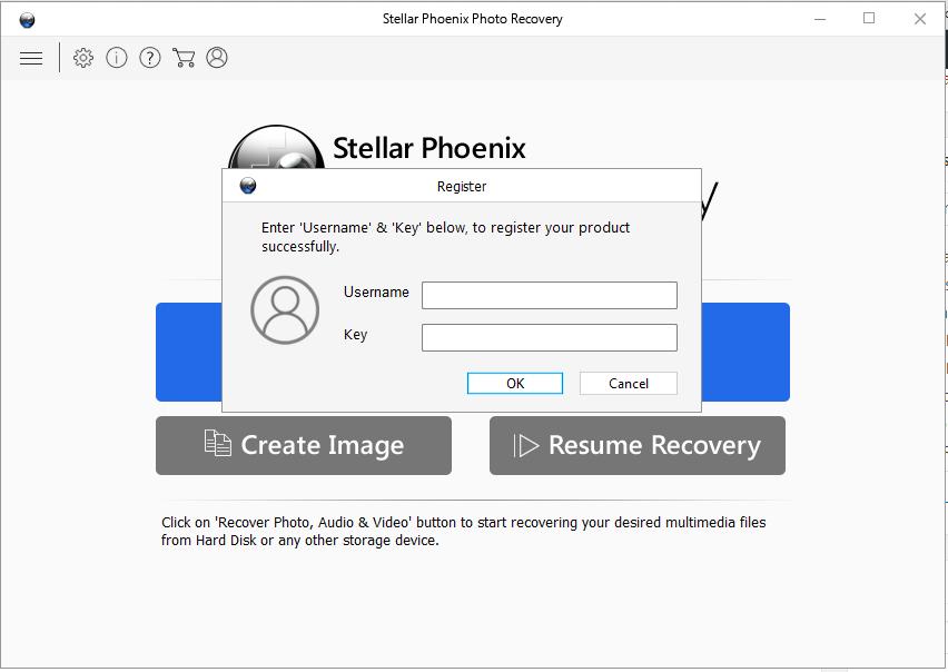 Stellar Phoenix Photo Recovery windows