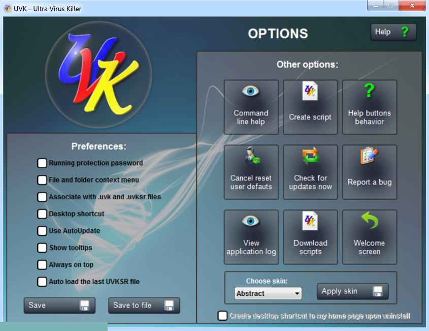 UVK Ultra Virus Killer windows
