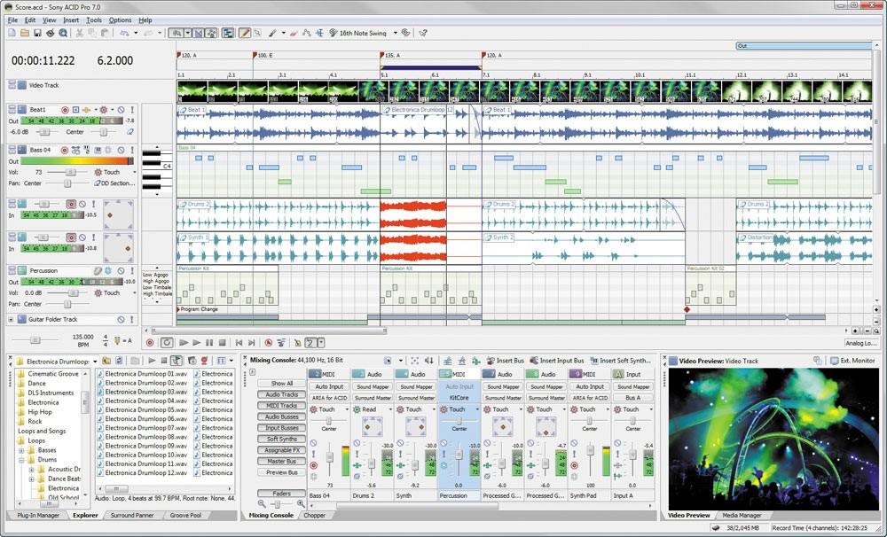 MAGIX ACID Pro windows