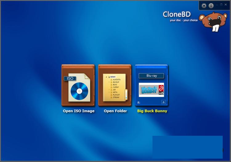 CloneBD windows