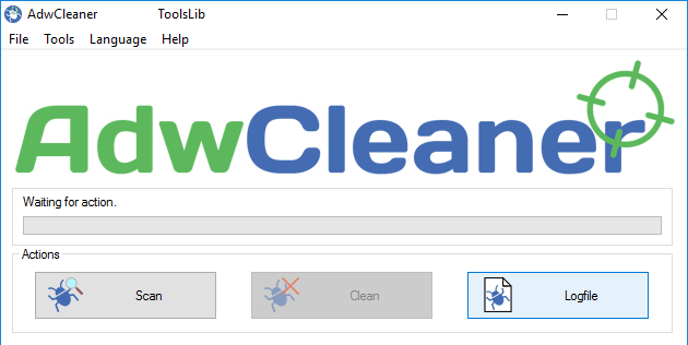 Adwcleaner windows