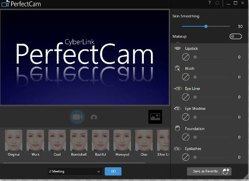 CyberLink PerfectCam Premium windows