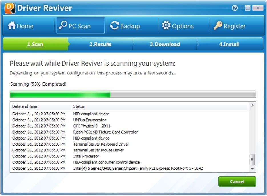 Driver Reviver windows