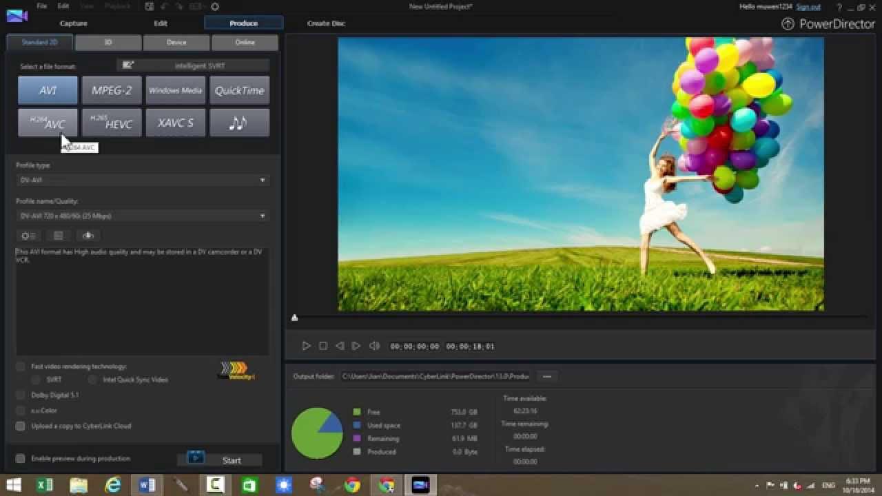 CyberLink PowerDirector Ultimate windows