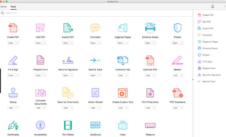 Adobe Acrobat Pro DC windows