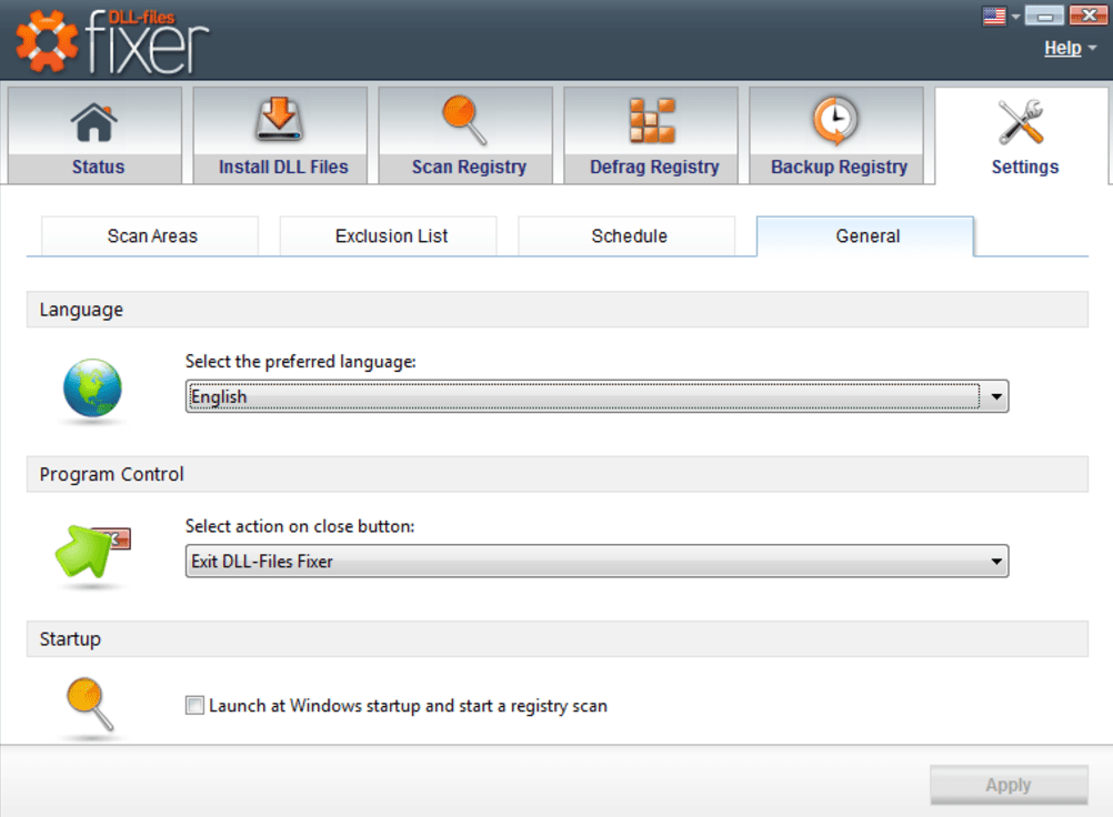 DLL Files Fixer windows