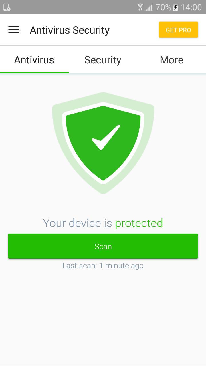 Avira Antivirus Security windows